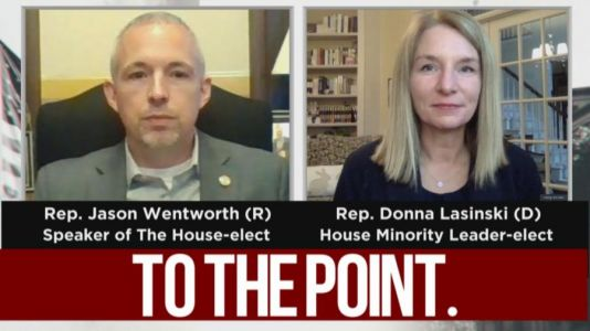 To The Point: New leaders in Michigan House