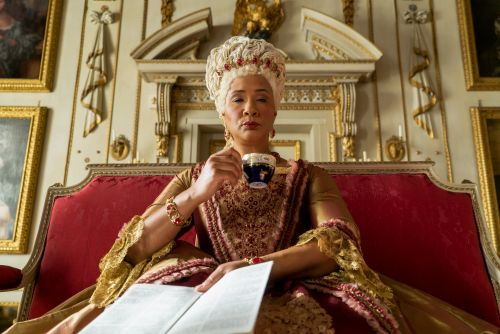Netflix Announces a Bridgerton Spinoff, and It's All About Queen Charlotte's Origin Story
