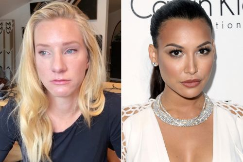 Heather Morris posts tearful video about grieving late 'Glee' co-star Naya Rivera