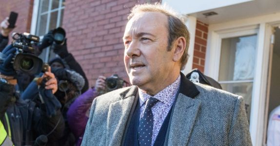 BREAKING: Prosecutors Drop Charges Against Kevin Spacey in Sexual Assault Case