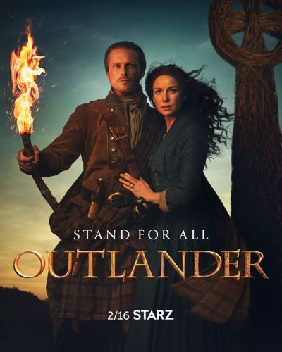 'Outlander' Debuts the Season Five Key Art