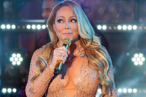 Mariah Carey will be far away from Times Square on New Year's Eve