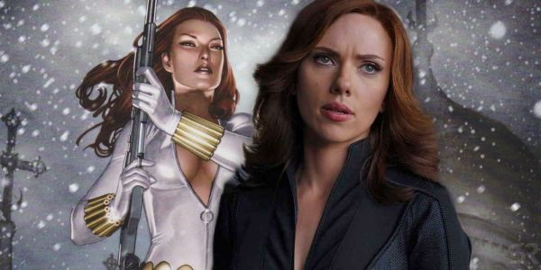 Black Widow's White Costume & Comic History Explained