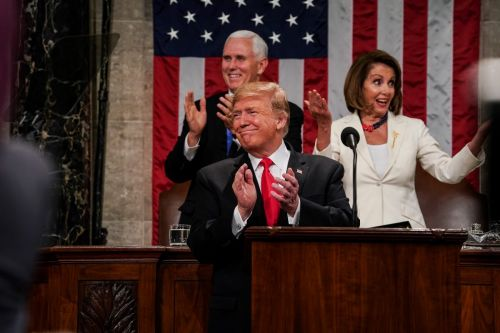 'Nancy Pelosi Just Had a Nervous Fit': Trump Targets House Speaker, Says He Doesn't 'Believe' She Prays For Him