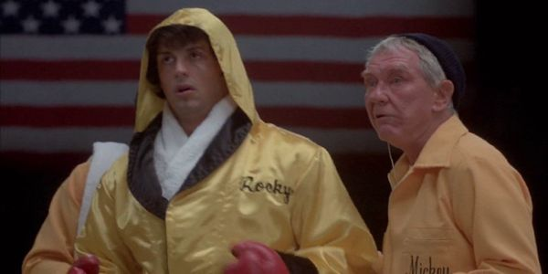 Rocky: 10 Funniest Quotes From Mickey   ScreenRant