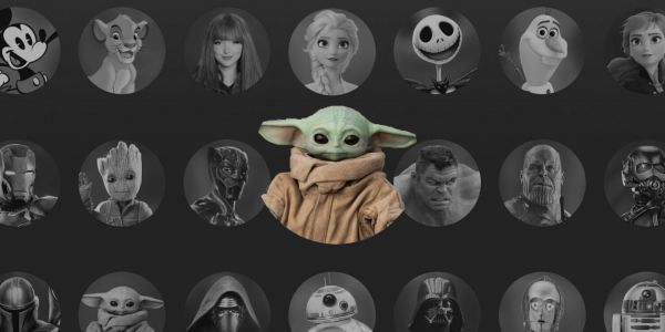 Disney+ Adds The Mandalorian's Baby Yoda As A Profile Icon Option