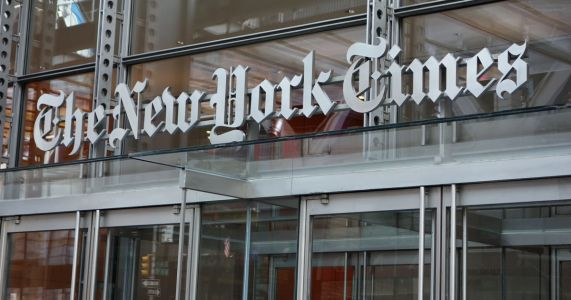 New York Times Called Out for Long Column All About Joe Biden's Rolex Watch: 'For the Times They Are A-Trollin'