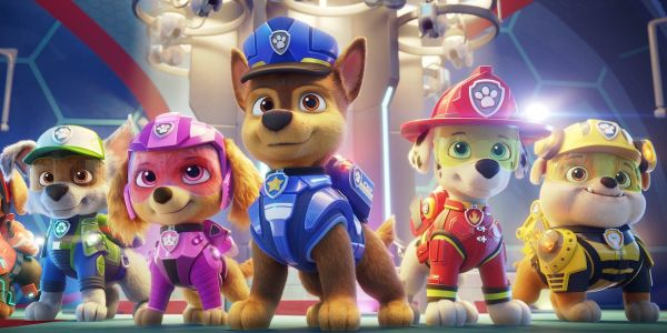 See What Kim Kardashian West Will Look Like In Paw Patrol: The Movie
