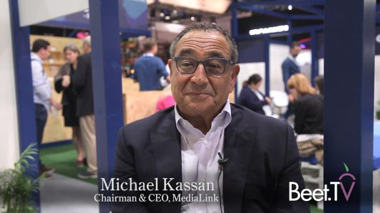 MediaLink's Kassan Seeks Global Scale Amid 'Controlled Chaos'