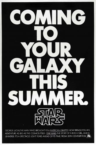 The 10 Best Original Star Wars: A New Hope Movie Posters