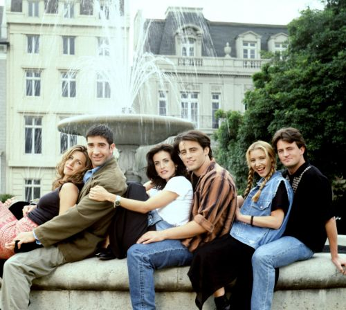 Oh. My. God! A Friends Reunion Special Is Reportedly in the Works at HBO Max