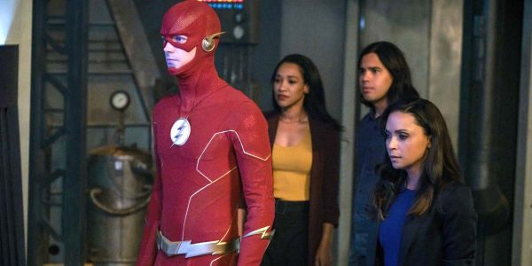 What The Flash Season 6 Premiere Photos Tell Us About The Crisis Ahead
