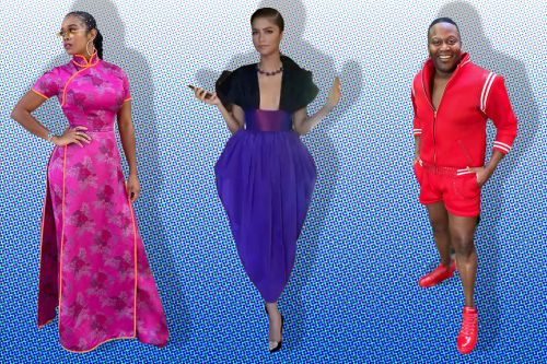 Emmys virtual red carpet 2020: See celebrities' at-home fashions