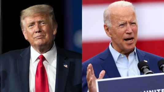 Trump tends to his electoral map, Biden prepping for debate