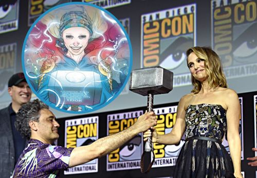 Exclusive: Taika Waititi Talks Jane Foster in Thor: Love and Thunder