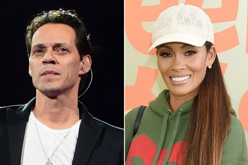 Marc Anthony is not dating 'Basketball Wives' star Evelyn Lozada