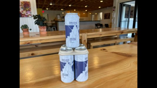 New beer brings awareness to Pier Cove Park project
