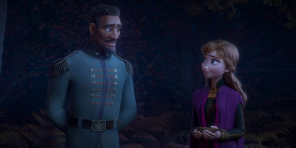 Frozen 2: Evan Rachel Wood & Sterling K. Brown Join Cast
