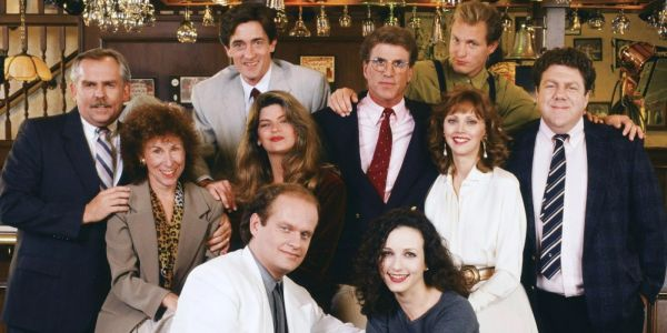 Cheers vs Frasier: Which One Is Better? | ScreenRant