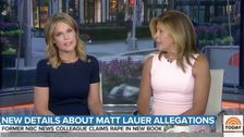 New Ronan Farrow Book Alleges Matt Lauer Raped NBC News Colleague, Report Says
