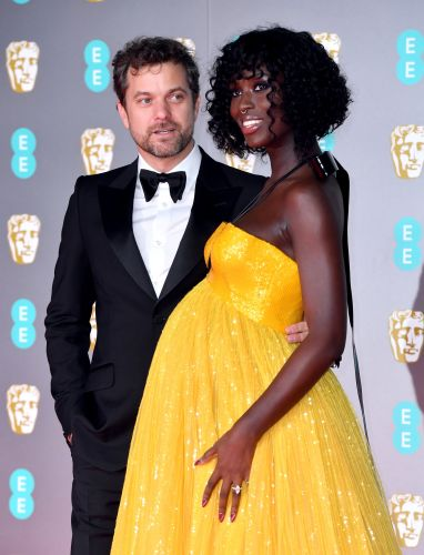 "Jodie Turner-Smith and Joshua Jackson Celebrate Their ""Beautiful"" Romance With High Fives"