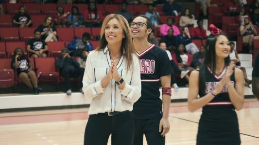 Coach Monica Aldama Confirms Cheer's Lexi and Gabi Will Return to Navarro Another Year