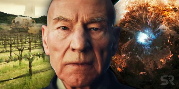 Star Trek Theory: Why Picard Retired From Starfleet