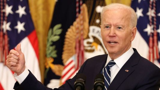 Biden 'Expressed His Support for a Ceasefire' in Call With Netanyahu, White House Says