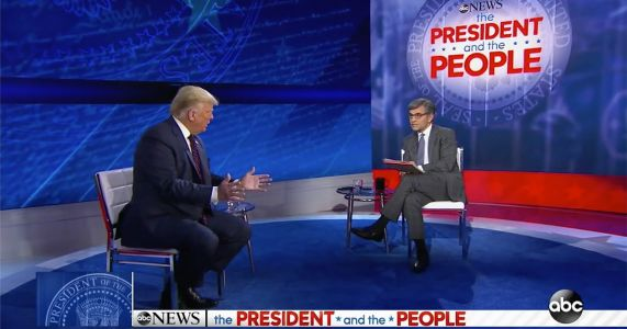 Fox News Prime Time Beats Trump Town Hall on ABC News in Tuesday Ratings