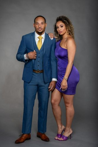 """BOSSIP Exclusive: """"Put A Ring On It"""" Couple Jessica & Eric Speak On Their Dr. Nicole Counseled Coupledom"""