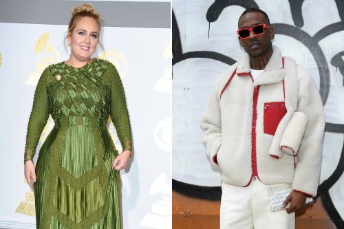 Are Adele and British rapper Skepta dating?