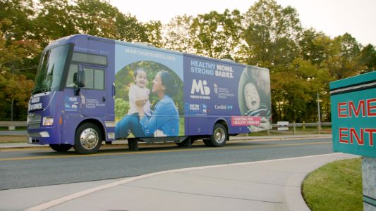 How Mobile Maternity Care Units Are Helping Pregnant People Get Free Prenatal Healthcare