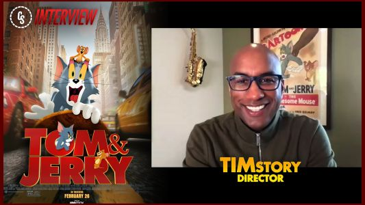 CS Video: Director Tim Story Talks This Weekend's Tom & Jerry!
