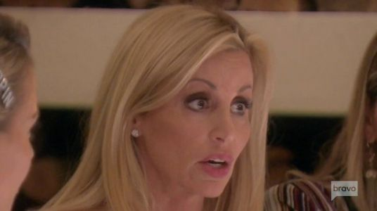 """Camille Grammer Says Brandi Glanville """"Fills The New Void"""" in Kyle Richards' Life; Brandi Says Camille Is """"The Only Void In Both Her Husband And Children's Lives"""""""