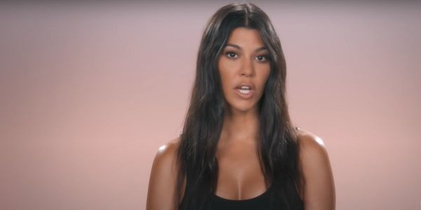 Kourtney Kardashian Let Travis Barker Cut Her Long Hair Off And It's A No From Me