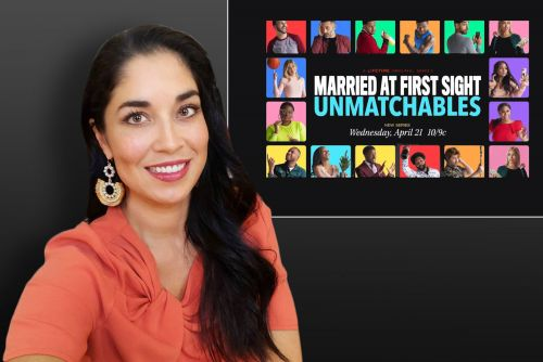 Dr. Viviana Coles teases 'Married at First Sight: Unmatchables'