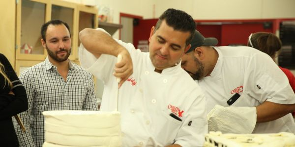 Cake Boss Star Hospitalized After Injuring Himself In Painful Accident
