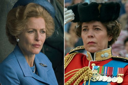 Juicy new 'Crown' trailer pits Queen Elizabeth against Diana, Margaret Thatcher