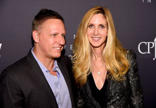 PICTURES: Peter Thiel Holds Fundraiser For Kris Kobach at Manhattan Apartment