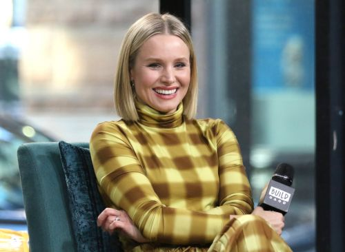 Reminder: Kristen Bell's Body Isn't Actually Covered In Tattoos