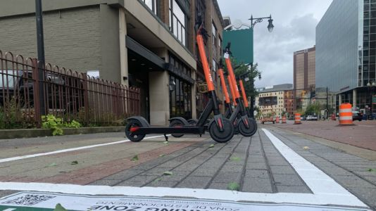 GR leverages scooters to help those with transportation barriers