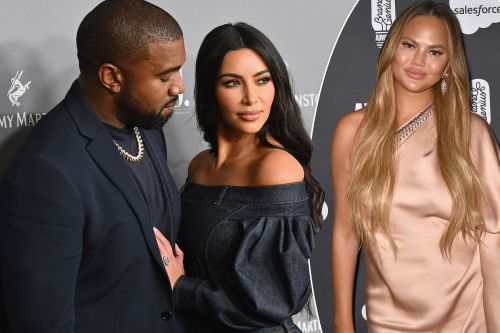 Chrissy Teigen: Kim Kardashian 'gave her all' in marriage to Kanye West