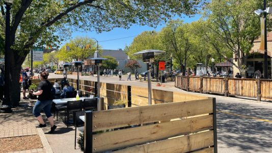 Holland launches social district Friday