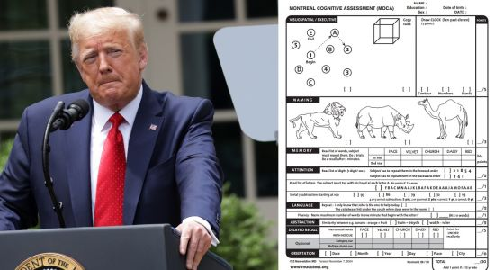 Why is 'Lier' Trending? Because Trump 'Aced' His Cognitive Test But Misspelled 'Liar'