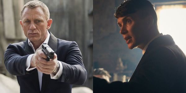Why Peaky Blinders' Cillian Murphy Just Saw His Odds To Replace Daniel Craig As James Bond Improve