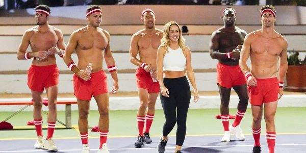 Did The Bachelorette Already Go Too Far With Clare Crawley's Strip Dodgeball Game?