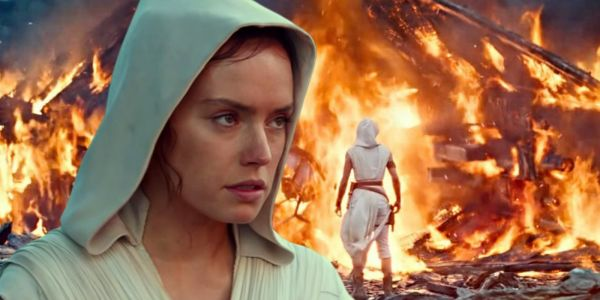 Star Wars 9 Theory: Why Rey Returns To Ahch-To In Rise Of Skywalker
