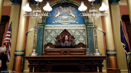 Whitmer to portray a 'resilient' Michigan in State of the State