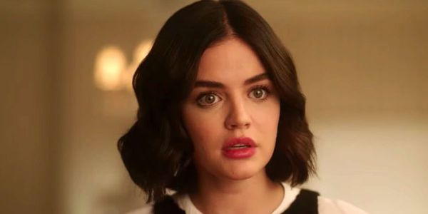 Lucy Hale Talks Auditioning For Fifty Shades Of Grey And Not Getting All The Sex References