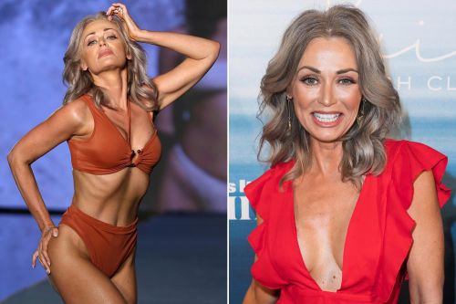 SI Swimsuit's oldest model isn't intimidated by younger gals: 'Screw it'